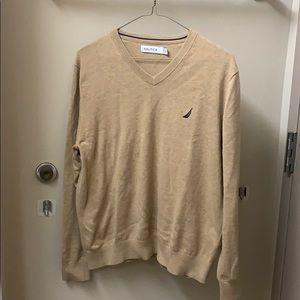 Nautica V sweater